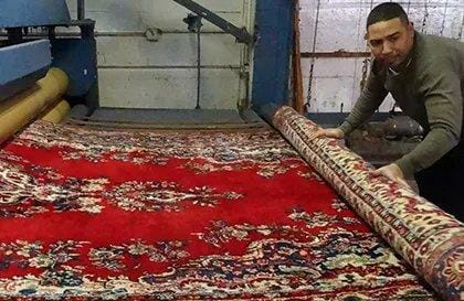 oriental rug cleaning southern new jersey
