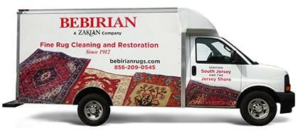 oriental rug repair Avalon